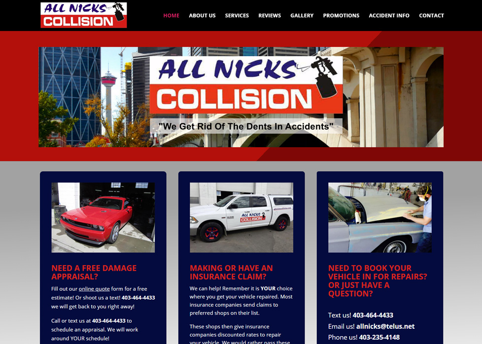 All Nicks Collision