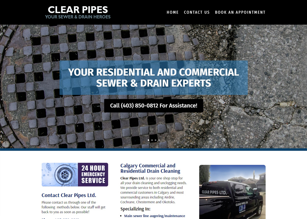 Clear Pipes Ltd.