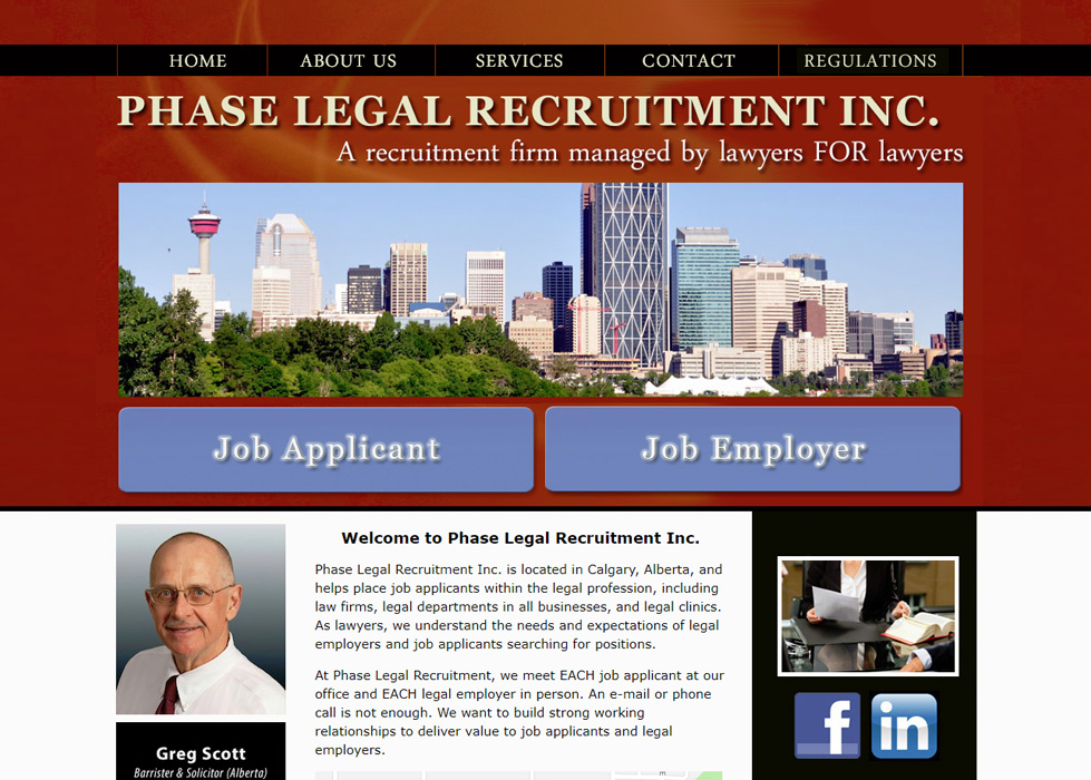 Phase Legal Recruitment