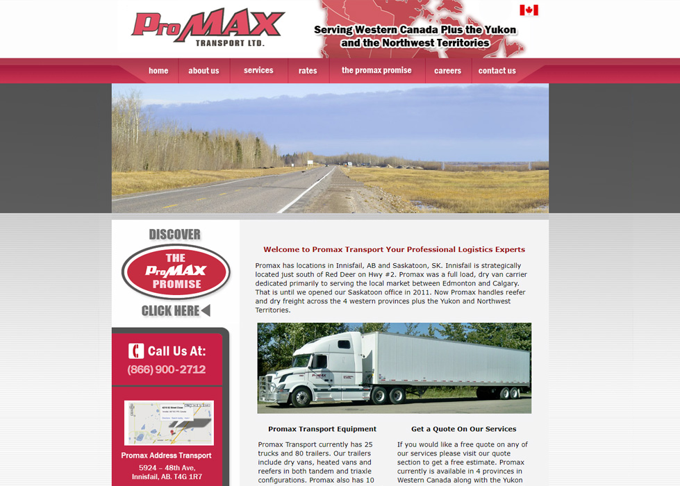 Promax Transport