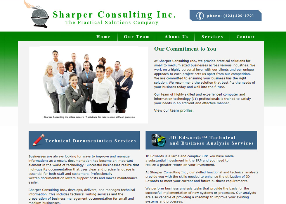 Sharper-Consulting