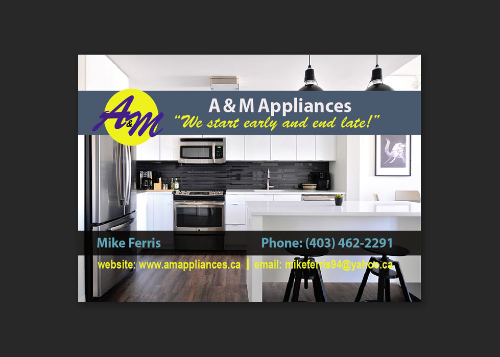 A&M Appliances