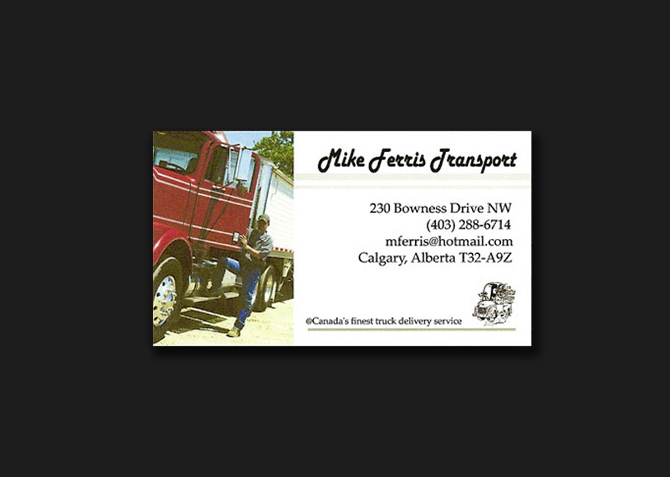 Mike Ferris Transport