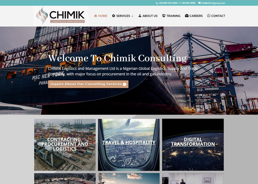 Chimik Logistics & Management