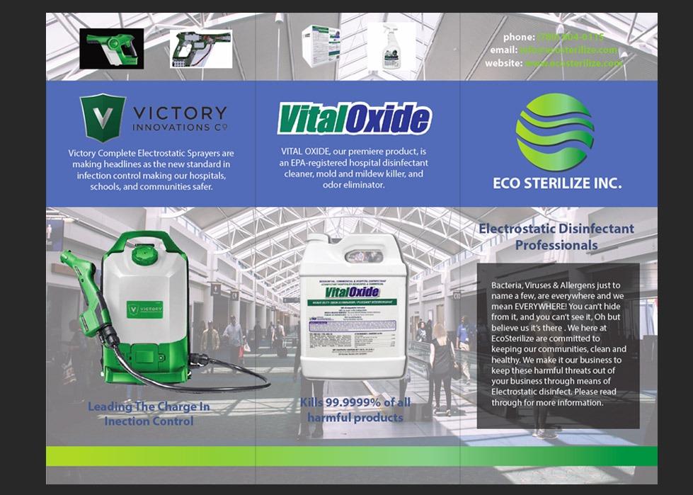 EcoSterilize Disinfectant Services